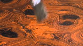 How to faux burl wood-Artisan Rooms