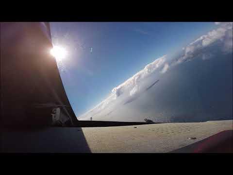 Gulfstream IV-SP Flight from the Caribbean to Philadelphia
