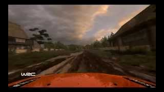 WRC: FIA World Rally Championship 2010 Gameplay PC PS3 Xbox 360
