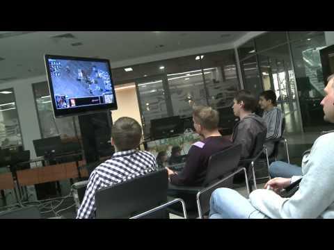 видео: Кибериада 2013: видеомикс с турнира
