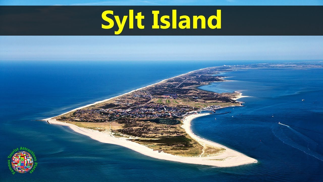 Best Tourist Attractions Places To Travel In Germany Sylt Island
