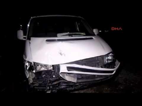 Malkara'da trafik kazası: 10 yaralı