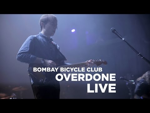 Front Row Boston | Bombay Bicycle Club – Overdone (Live)