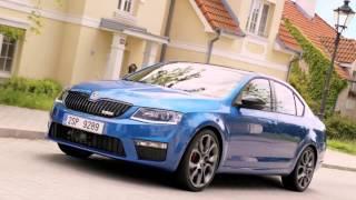 Bickerton SKODA & Rainworth SKODA - New Skoda A7 Octavia vRS 2013 - UK TV Advert Commercial