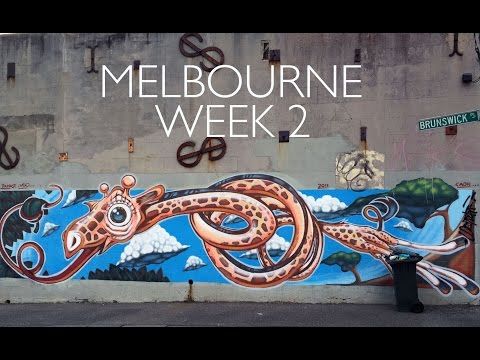 House Parties and Street Art | Traveling Australia | Vlog 2