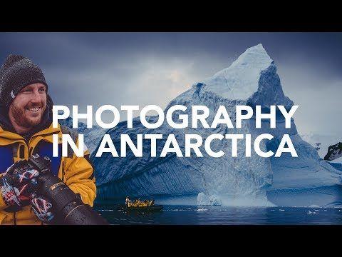 Antarctica Photography Documentary feat. Matt Damon  A Photographer In  Taylor Jackson