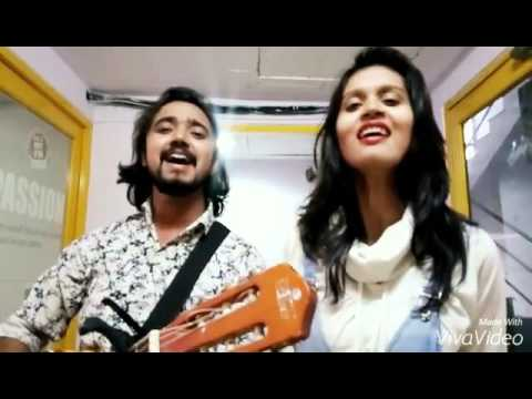 Yahin Hoon Main - Cover By Piya & Anshumaan