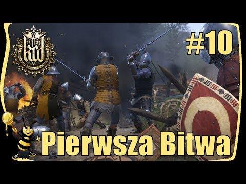 KINGDOM COME DELIVERANCE PL - Odc 10 PIERWSZA BITWA I ROMANS - Gameplay Po Polsku (Napisy)