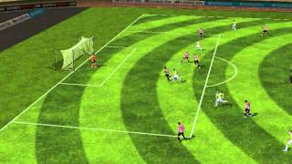 FIFA 14 Android - Spartak Moskow VS Sunderland