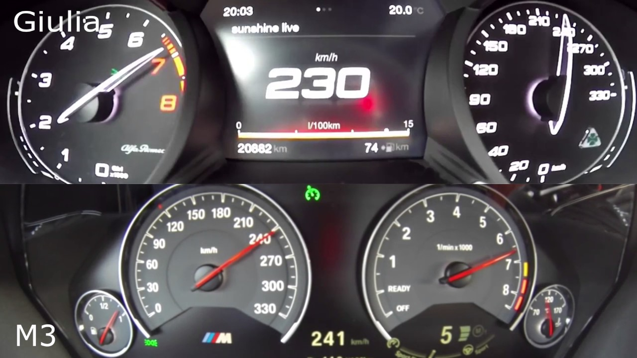 bmw m3 manual vs dct