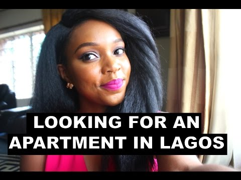 APARTMENT HUNTING | LAGOS EDITION | LOST IN LAGOS