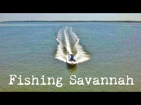 Fishing Savannah GA