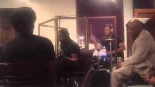 Jacob Mcdonnell Drums @ Heart of God Ministries  ( Tye Tribbett COVER of 1 2 Victory Check )
