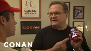 Andy Is A Victim Of The Valentine's Day Tech Glitch - CONAN on TBS