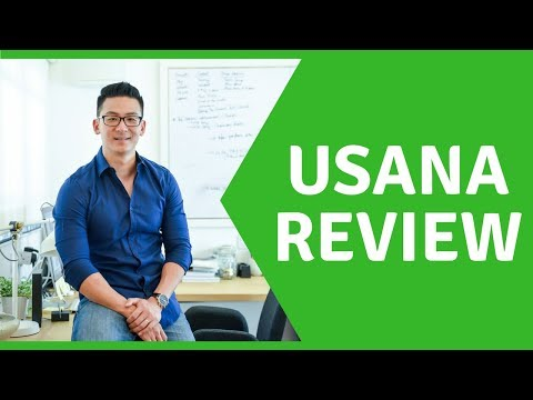 Usana Health Sciences Review (Usana Review) - Is This Legit?