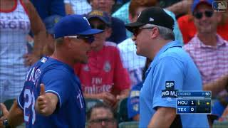 MLB 2017 August September Ejections