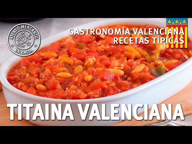 Titaina Valenciana - Poblats Maritims - Cocinero Pepe Amores