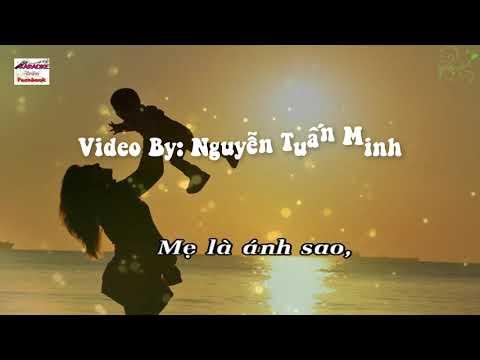 Mẹ   Karaoke - Khởi My ft Quách Beem