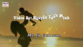 Mẹ | Karaoke - Khởi My ft Quách Beem