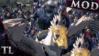 Gambar cover ELITE BRETONNIA  MOD! - Total War: WARHAMMER Gameplay