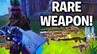 Scammer has a really RARE Weapon! 🤯 (Scammer Get Scammed) Fortnite Save The World