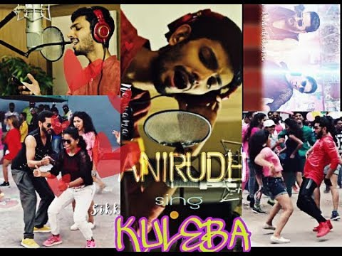 ANIRUDH New Song Vikkalu Vikkalu From Guleba HD With Lyrics Video Song