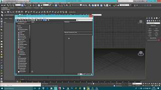 3DS Max - Material Parameter Editor disappeared - Fixed
