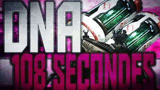 Dna bombe 108 secondes | world record / fasted *46gs* advanced warfare