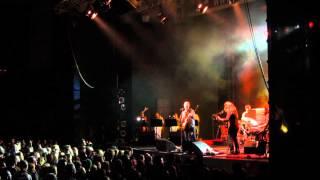 Glen Hansard - Roll on Slow + Revelate // Kulturarena Jena // 14.08.2013