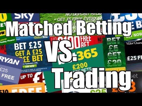 Peter Webb - Bet Angel software- Matched betting vs. Betfair trading