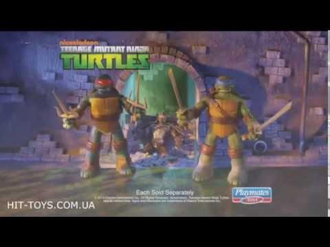 TMNT Черепашки-Ниндзя фигурки серии Head Droppin' Turtles, купить в интернет-магазине