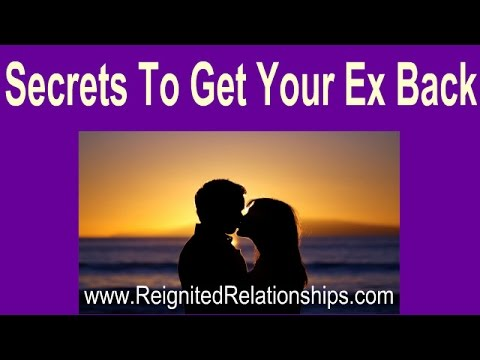 How To Get Your Ex To Want You Back Fast 1