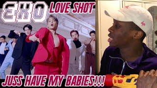 Baixar EXO - Love Shot MV REACTION: SPILT MY WATER/I'VE HAD ENOUGH OF THEM!!! 😫🤯😢✨