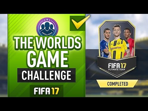 THE WORLDS GAME SBC (NO LOYALTY/CHEAP) - #FIFA17 Ultimate Team