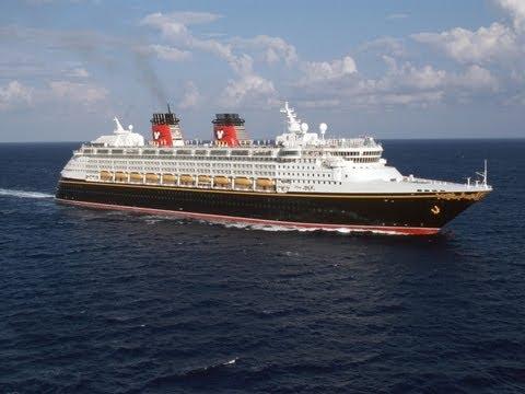 Disney Magic Cruise Ship - TravelMovies