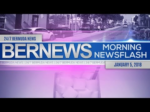 Bernews Newsflash For Friday January 5, 2018