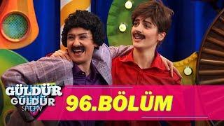 Güldür Güldür Show 96.Bölüm (Tek Parça Full HD)