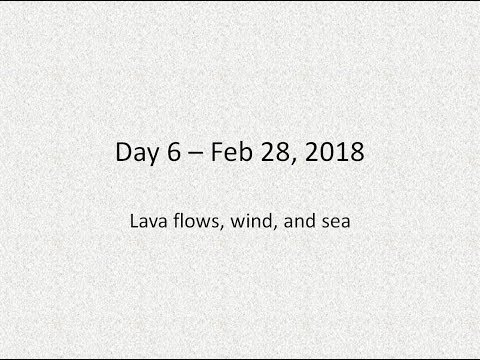 Day 6 – Feb 28, 2018