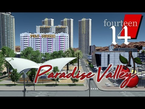 Paradise Valley (Ep: 14) Polo Towers & Showcase Mall