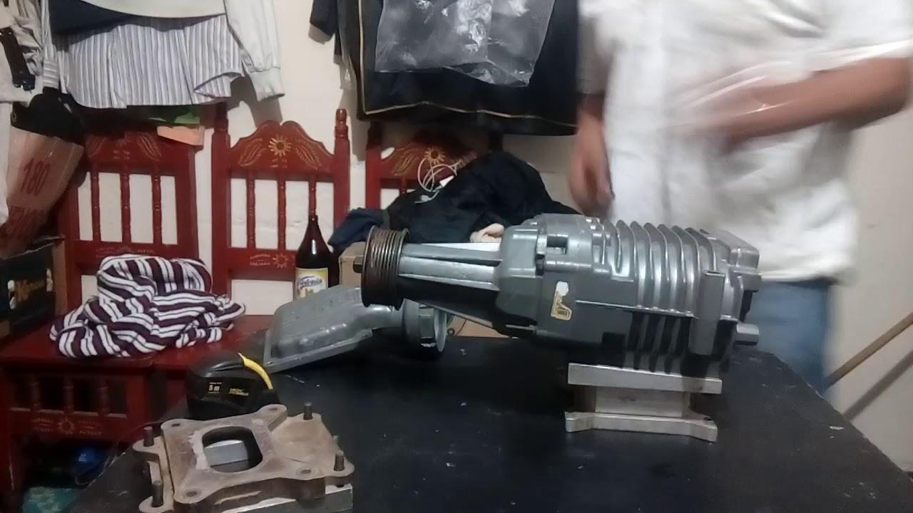M90 superchargerd