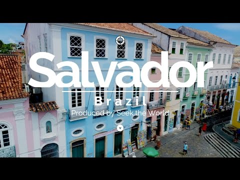 Brazil: The Colors of Salvador