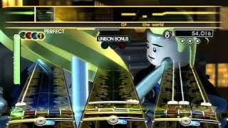 LEGO Rock Band Xbox 360 Gameplay - Queen Gameplay