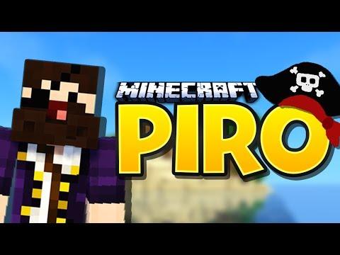 Zombart der Pirat! | 01 | Minecraft PIRO
