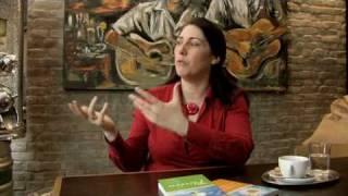 Nina Deißler über das Flirten und ihr Buch (Buchtrailer)