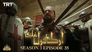 Ertugrul Ghazi Urdu | Episode 35 | Season 3