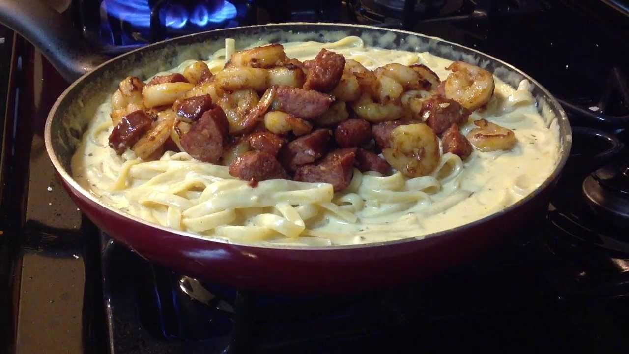 recipe: italian sausage and shrimp recipes [28]