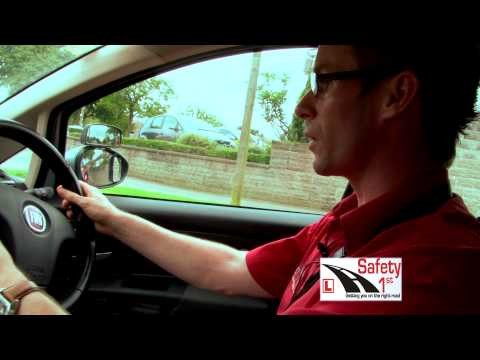 Moving Off - Safety 1st Driving School Dublin