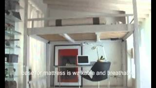 Loft Bed - Living Room Design Ideas