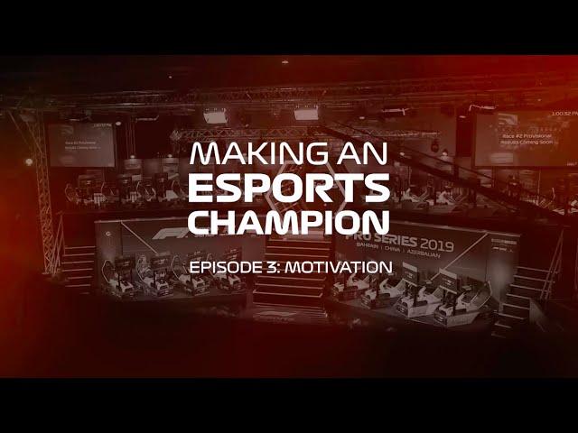 F1 Esports: The Making Of A Champion Episode 3 | New Balance