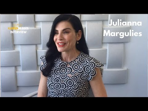 Julianna Margulies ('The Hot Zone') on shocking true story of Ebola outbreak | GOLD DERBY